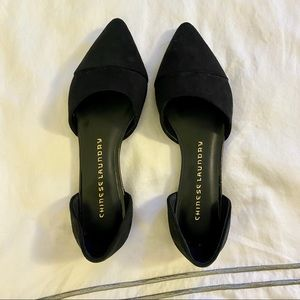 Chinese Laundry Easy Does It d'Orsay flats